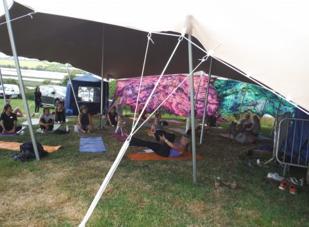 Stretch Tent hire for events & weddings in Cornwall