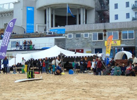 Jabula stretch tents Cornwall