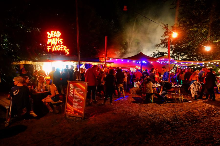 Port Eliot Festival 2017 - Dead Mans Fingers