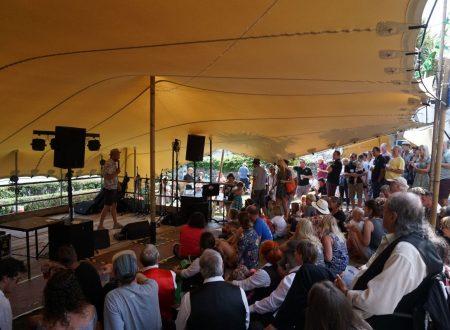10 x 15m stretch tent Cornwall