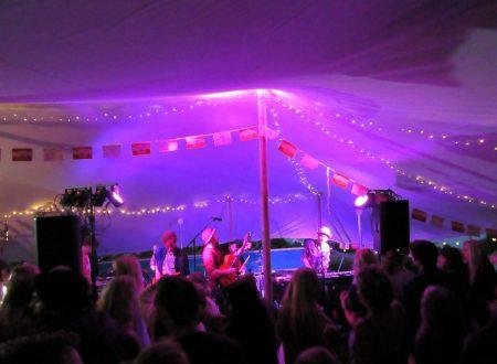 10 x 15m stretch tent